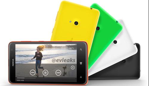 В ожидании анонса: фото смартфона Nokia Lumia 625