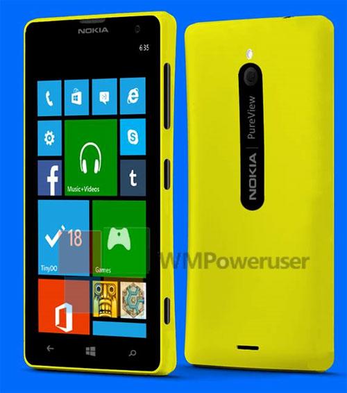 Nokia Lumia 729