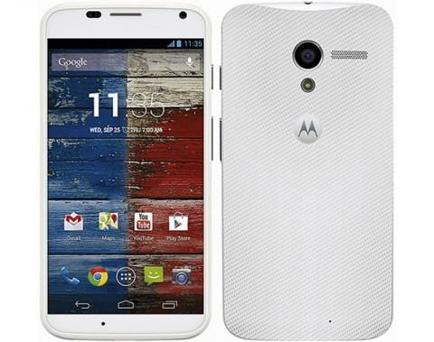 Официальный анонс смартфона Motorola Moto X