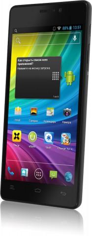 Анонс смартфона Fly IQ4412 Quad Coral