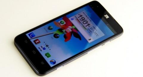 Стоимость смартфона ZTE Geek U988S