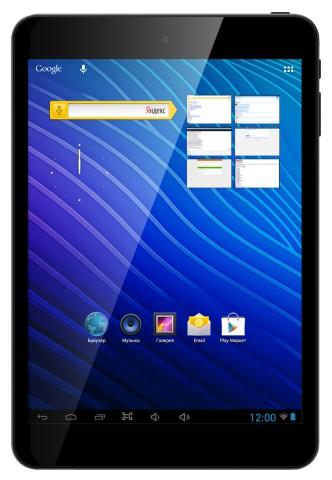 Анонс планшетов teXet TM-7853 и TM-7854