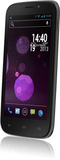 Старт продаж смартфона Fly IQ4404 Spark