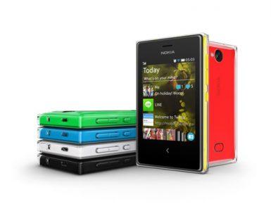 Nokia Asha 500, Nokia Asha 502 и Nokia Asha 503