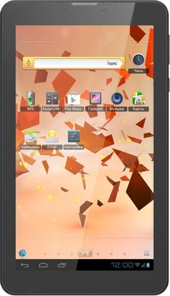 Анонс планшета teXet NaviPad TM-7049 3G