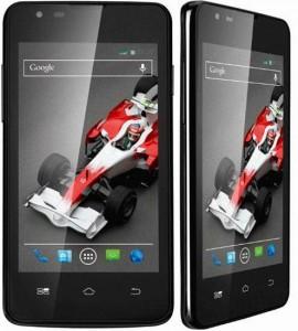 Анонс бюджетного смартфона Xolo A500L