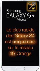 Samsung Galaxy S4 Advance