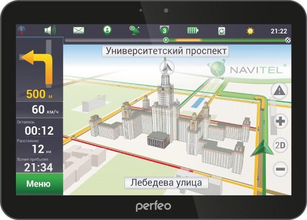 Анонс планшета Perfeo 1019-IPS