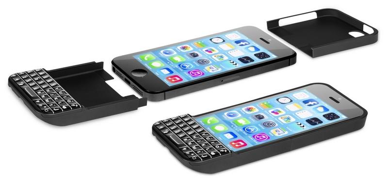 Чехол для iPhone с клавиатурой