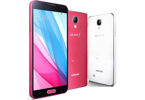 Анонс смартфона Samsung Galaxy J на Тайване