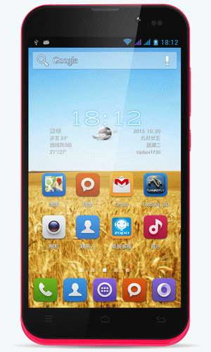 Анонс бюджетного смартфона Zopo ZP700