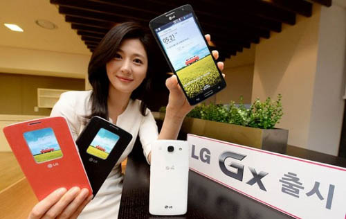 Анонс смартфона LG GX