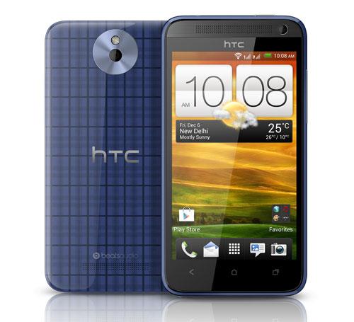 Анонс смартфона HTC Desire 501 Dual