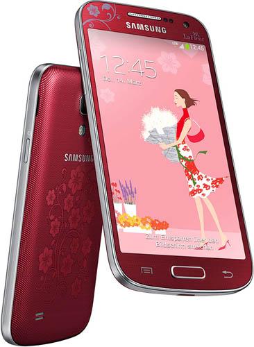 Анонс смартфона Samsung Galaxy S4 mini La Fleur edition