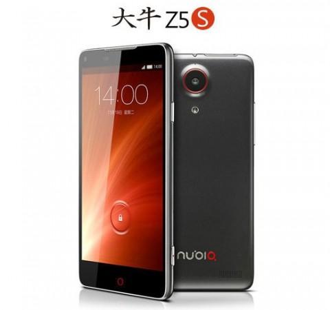 Старт продаж смартфонов ZTE Nubia Z5S и Nubia Z5S Mini