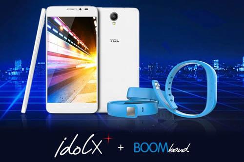Анонс смартфона Alcatel Idol X+