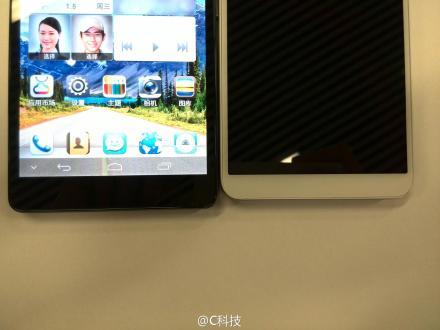Нижняя часть Huawei Ascend Mate 2