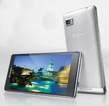 Анонс международной версии смартфона Lenovo Vibe Z