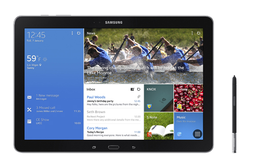 Анонс планшетов Samsung Galaxy Note Pro 12.2 и Galaxy Tab Pro 12.2