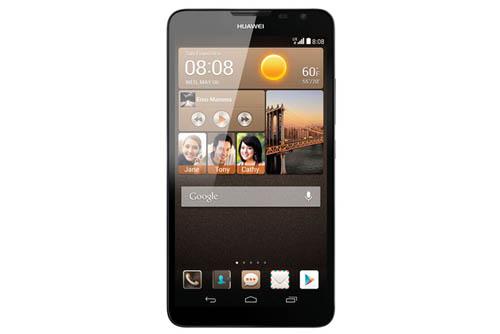 Анонс смартпэда Huawei Ascend Mate 2