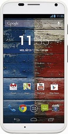 Анонс смартфона Motorola Moto X в Европе