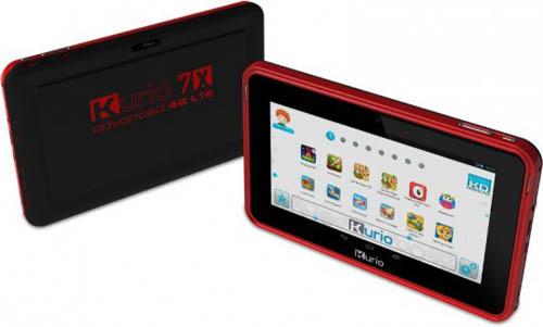Анонс планшета Kurio 7x 4G LTE и смартфона Kurio Phone для детей