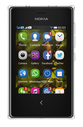 Анонс телефона Nokia Asha 503 в России