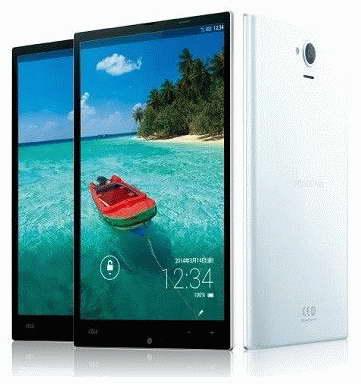 Анонс планшета Sharp AQUOS PAD SHT22