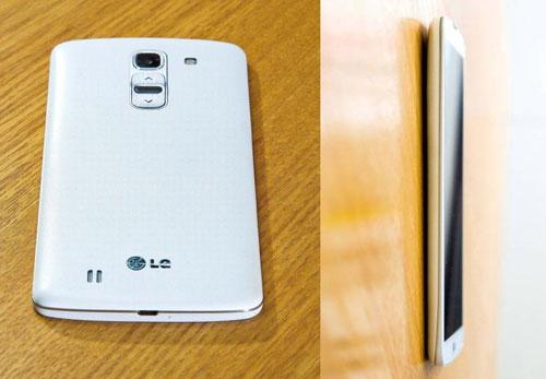 Фото нового смартпэда LG G Pro 2