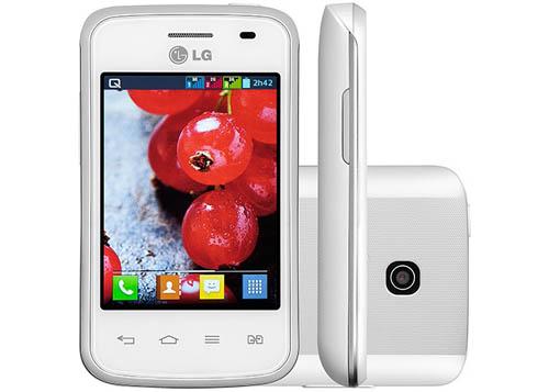 Анонс смартфона LG Optimus L1 II Tri E475