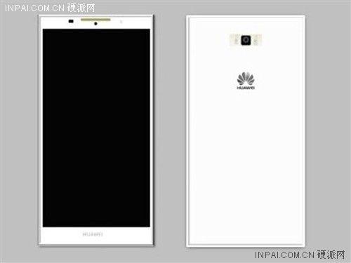 Изображение смартфона Huawei Ascend P7