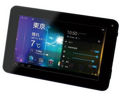 Анонс бюджетного планшета KEIAN M716S