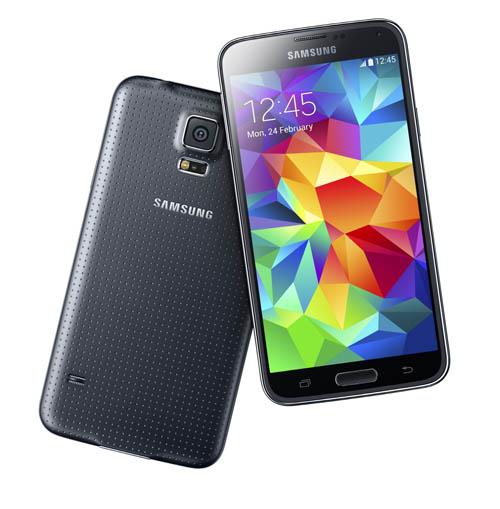 Анонс смартфона Samsung Galaxy S5