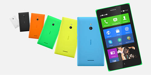 Анонс Android-смартфонов Nokia X, Nokia X+ и Nokia XL