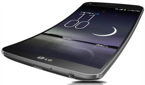 Старт продаж изогнутого смартфона LG G Flex в России