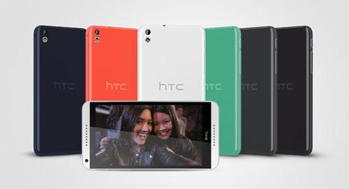 Анонс смартфонов HTC Desire 816 и Desire 610