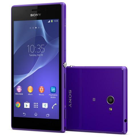 Цена смартфона Sony Xperia M2