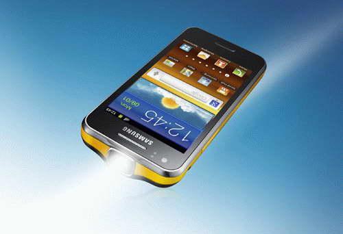 смартфон Samsung Galaxy Beam