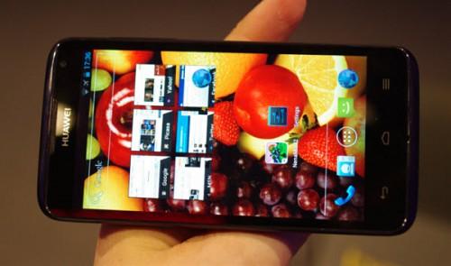 Смартфон Huawei Ascend D Quad