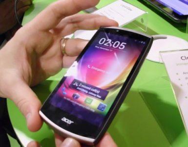 Смартфон Acer CloudMobile