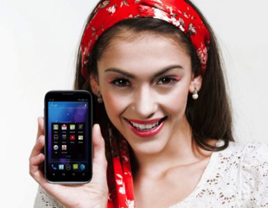 Смартфон ZTE PF112 HD