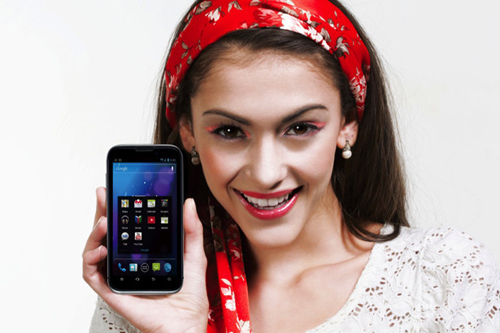 MWC 2012: Новый недорогой смартфон ZTE PF112 HD