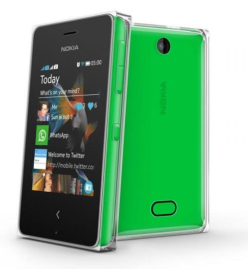 Nokia выпустила большое обновление для смартфонов линейки Asha