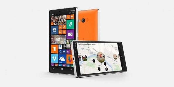 флагман Nokia Lumia 930