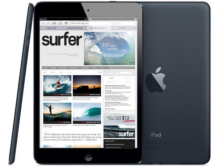 iPad Mini: со всех сторон
