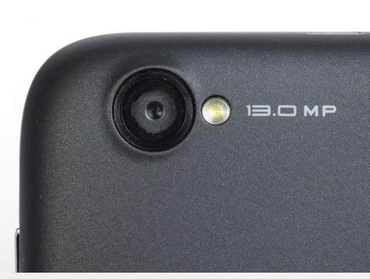 camera and flash Fly IQ452