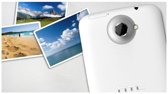 Камера смартфона HTC One XL