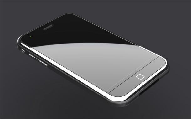китайская копия Apple iPhone 5G: фото 2