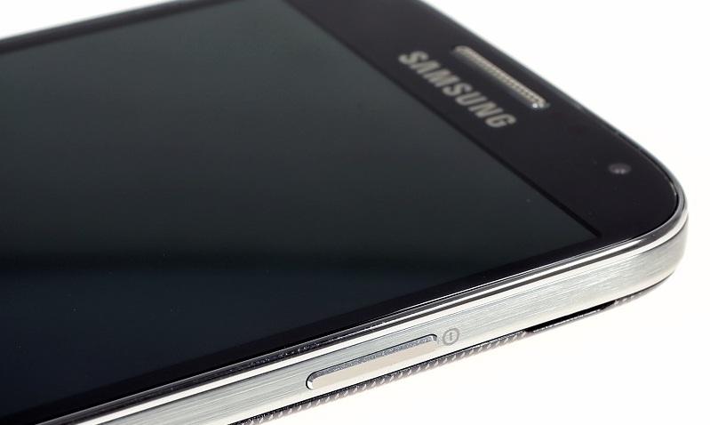 Кнопка включения/блокировки на Samsung Galaxy S4