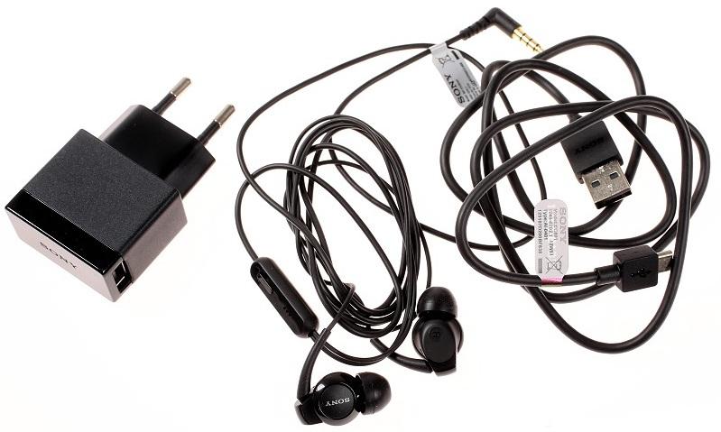 Комплект поставки Sony Xperia ZL